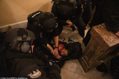 US Capitol Invasion Leaves Four Persons Dead After Donald Trump's Supporters Clashed With Police