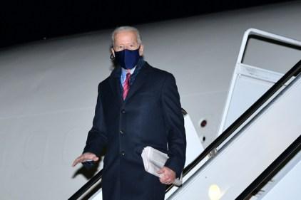'Erratic' Trump Should Not Receive Intel Briefings - President Biden