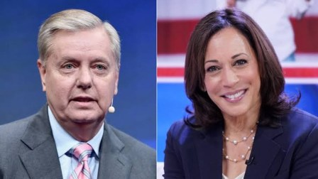 'Kamala Harris Will Be Impeached In 2022 If Republicans Take Back The House' – U.S. Senator, Lindsey Graham Warns