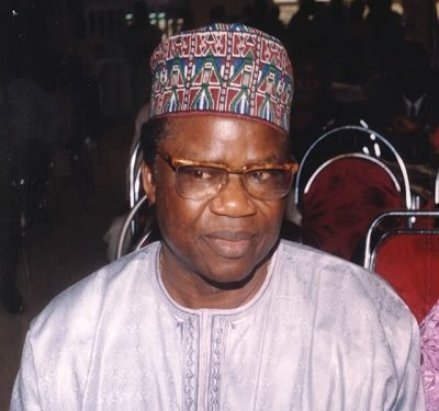 Former Minister Tony Momoh Is Dead!