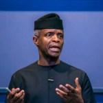 How Nigeria can sustain economic growth — Osinbajo