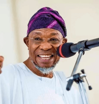 Killers Have Joined APC - Rauf Aregbesola