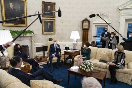 President Biden And Republicans Agree To Further Covid Relief Talks