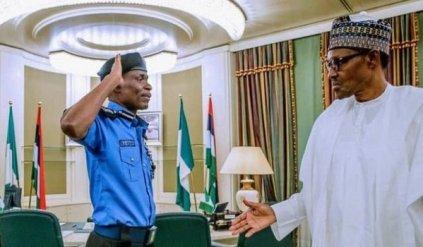 President Buhari Orders IG Adamu To Hand Over