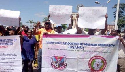 SSANU And NASU Begin Strike On Friday