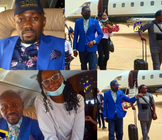 You Have 3 Private Jets Yet Auchi Is One Of The Dirtiest Places In The World - Nigerian Lawyer Residing In Japan Blasts Apostle Suleman