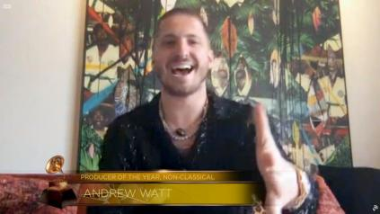 Andrew Watt Wins Producer Of The Year, Non-Classical At 2021 GRAMMY Awards