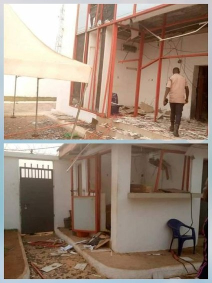 Armed Robbers Attack Bank, Kill 3, Cart Away Cash In Delta