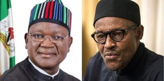 Attack On Governor Ortom Should Not Be Politicized - President Buhari