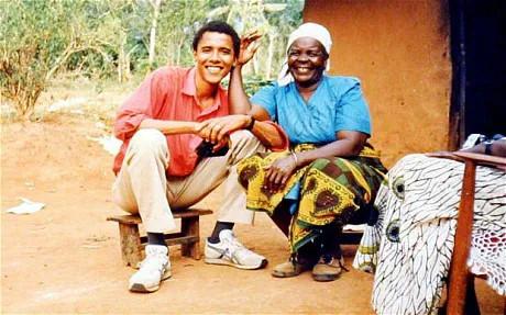 Barrack Obama's Grandmother, Mama Sarah Obama Is Dead!