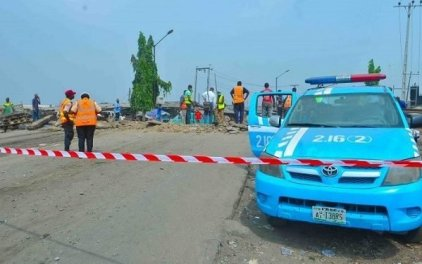 How 5 Suspected Yahoo Boys Died In Ghastly Motor Accident In Delta