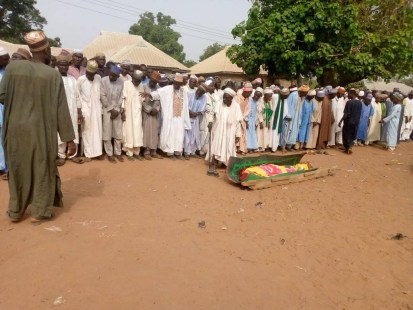 Man Who Died A Day After His Wedding In Niger State Buried