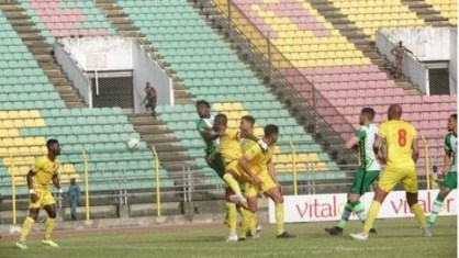 Paul Onuachu's Goal Helps Super Eagles Defeat Benin 0-1 As Nigeria Seal AFCON Qualification