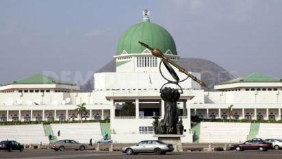 Protesters Besiege National Assembly, Demand Report On Social Media Bill
