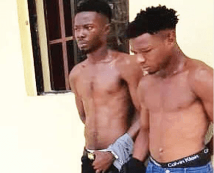 2 Arrested For Snatching UNICAL Student's Phone And Selling It