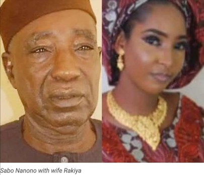 74-Year-Old Minister, Mohammed Sabo Nanono Marries 18-Year-Old Girl