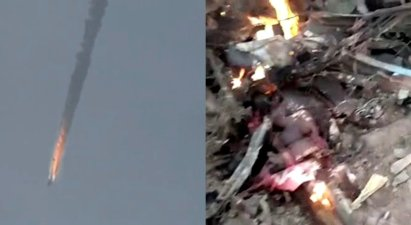 Boko Haram Claims It Down Missing NAF Fighter Jet, Releases Video