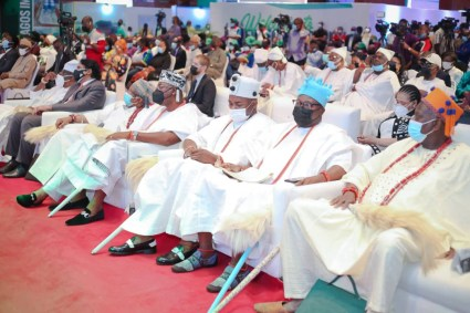 Gov Sanwo-Olu Launches 5 Years Agricultural And Food Security Roadmap