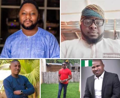 How 5 Men Were Burnt To Death In Ghastly Motor Accident On Their Way To Kaduna