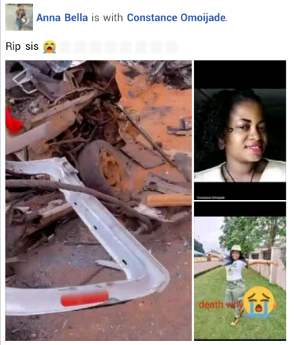 How 9 Wedding Guests Died In A Fatal Road Accident In Edo