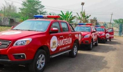 How Amotekun Rescued Three Kidnap Victims In Ondo