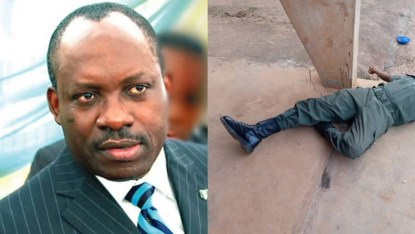 How Gunmen Attacked Ex-CBN Governor Charles Soludo, Kill 3 Policemen
