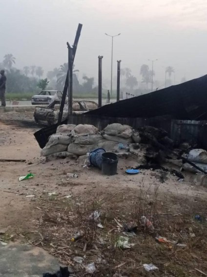 How Gunmen Killed Policemen, Custom Officers And Air Force Officers In Rivers State