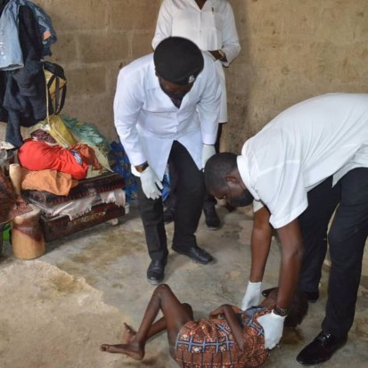 How Police Rescued 15-Year-Old Girl Confined In A Room For 10-Year By Parent In Kano