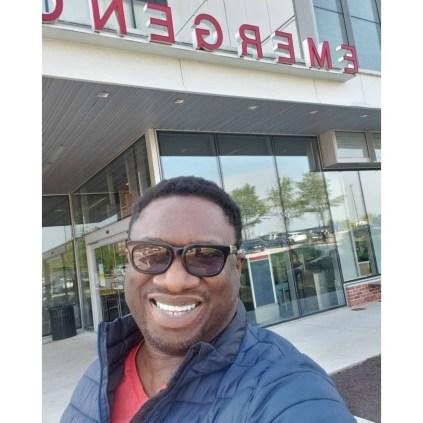 Media Personality Emmanuel Ugolee Rushed To Hospital In Ambulance