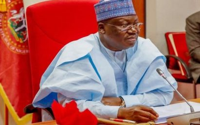 Nigeria Can Never Be Failed State – Senate President, Lawan