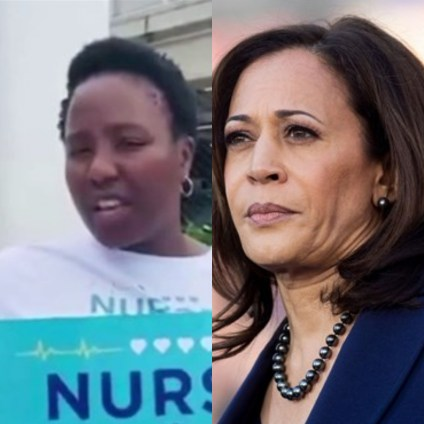 Nurse Charged For Threatening To Kill US VP, Kamala Harris