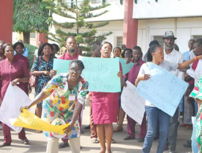 Ogun Health Workers Begins Strike After Kidnapped Colleagues Regain Freedom