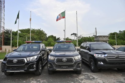 Ondo State Government Retrieves 3 Vehicles From Former Deputy Governor