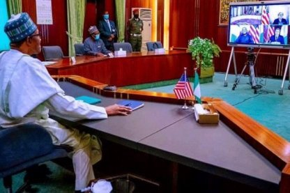 President Buhari Seeks U.S. Help To Tackle Insecurity, Read What He Told The U.S Govt