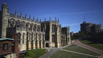 Prince Philip Buried In Royal Vault