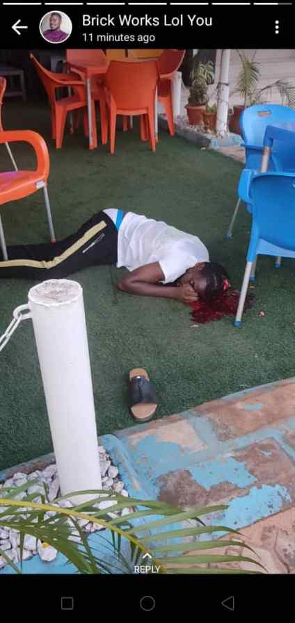 See Photos As Cultists Kill 2 People At A Bar In Anambra