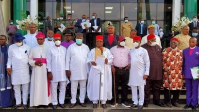 South-East Govs Direct Ohanaeze To Set Up Committee Over 'Unfair Treatment' Of Igbos