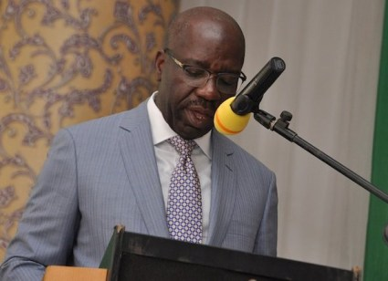 Stop Playing The Ostrich And Take Urgent Steps To End The Current Monetary Rascality - Gov Obaseki Tells Minister Of Finance