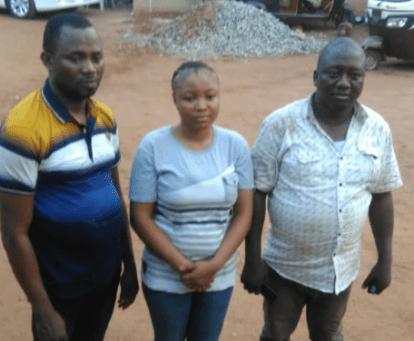 Three Kidnap Victims Rescued Unhurt In Ogun