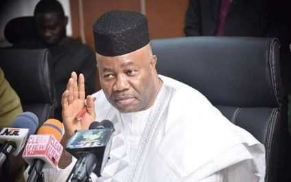 Why Akwa Ibom APC Stakeholders Rejected Sen. Akpabio As Leader