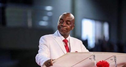 Why I Won't Take COVID-19 Vaccine - Bishop Oyedepo