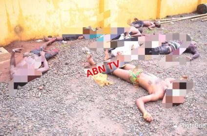 Abia Police Kills Eight IPOB Members, As Two Officers Dies