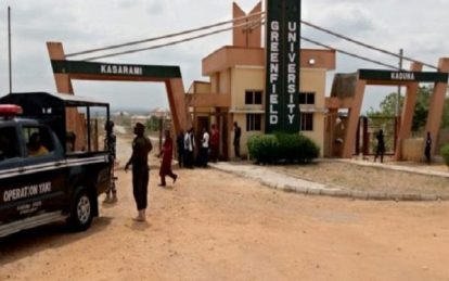 Bandits Threaten To Kill Abducted Greenfield University Students On Tuesday