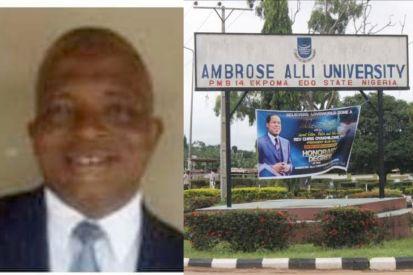 Kidnapped Ambrose Ali University Professor Regains Freedom