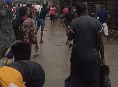Male Corpse Set Ablaze In Delta Community