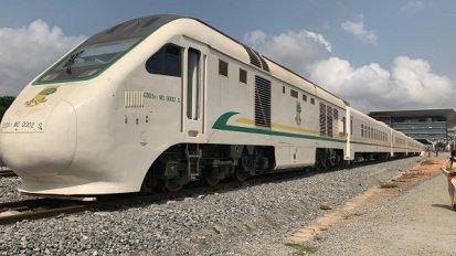President Buhari To Inaugurate Lagos-Ibadan Standard Gauge June 10