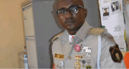 See Photo Of The Immigration Provost Shot Dead In Imo
