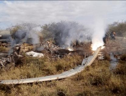 17 Soldiers Dies In Helicopter Crash In Kenya