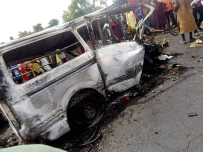 18 Dies In Ghastly Motor Accident In Jigawa