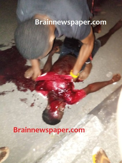 300L UNICROSS Student Stabbed To Death By Suspected Phone Snatchers In Calabar